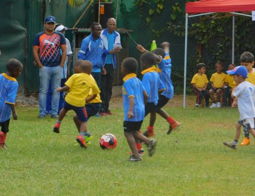 UNDER SIX SOCCER TOURNAMENT PICTORIAL